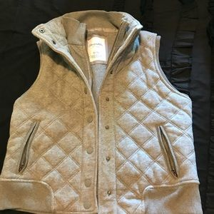 Aeropostale quilted vest